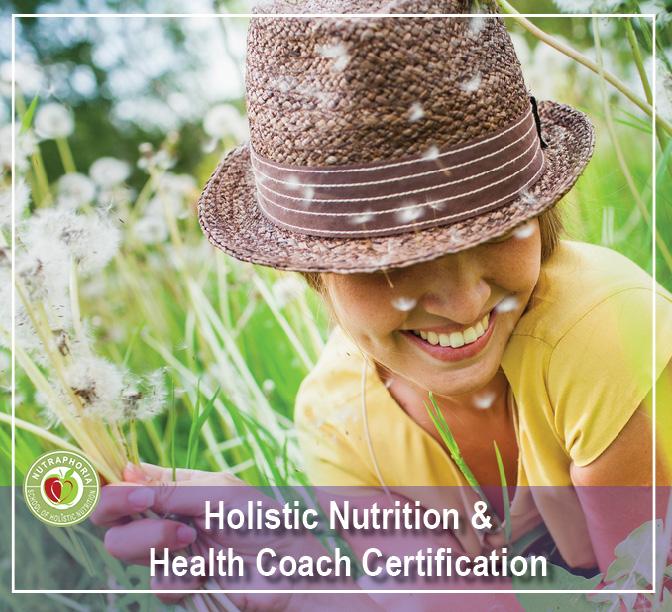 Holistic Nutrition & Health Coach Certification - NutraPhoria School ...