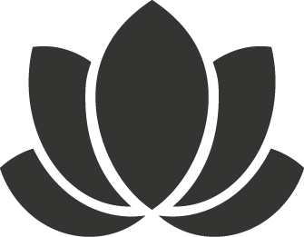 lotus flower black transparent