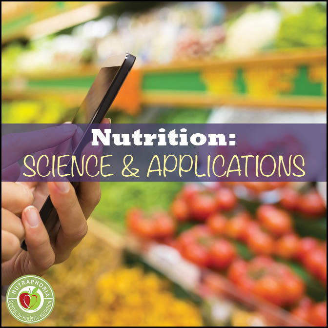 nutrition sciences course nutraphoria school of holsitic nutrition