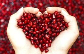 benefits of pomegranate nutraphoria school of holistic nutrition
