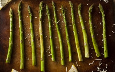 Cooked Asparagus Nutraphoria
