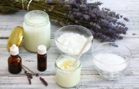 Homemade Deodorant Nutraphoria