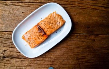 Honey Dijon Salmon Nutraphoria