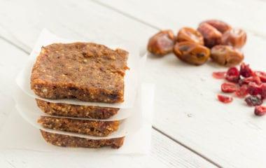 Sweet-More Energy Bars Nutraphoria