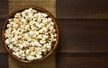 Cheesy Popcorn Nutraphoria