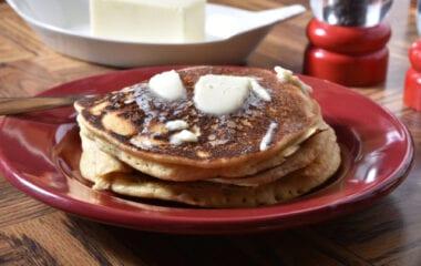 Amaranth Pancakes Nutraphoria