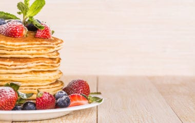 Healthy Pancakes Nutraphoria