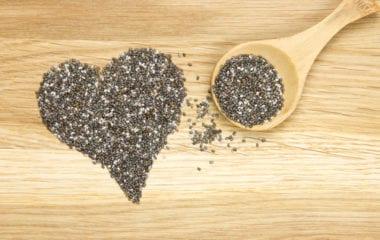 Chia Seeds Nutraphoria