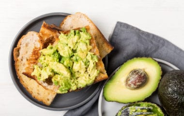Smashed Avocado Nutraphoria