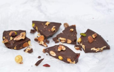 Chocolate Bark Nutraphoria