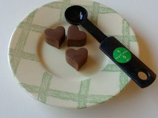 Chocolate Peanut Butter Balls Nutraphoria