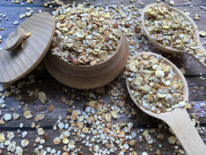 Gluten Free Granola Nutraphoria