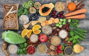 Top High Fibre Foods Nutraphoria