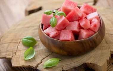 Marinated Watermelon Nutraphoria