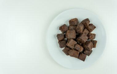 Brownie Bites Nutraphoria